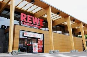 REWE Markt GmbH: REWE eröffnet 50. Green Building in Teltow