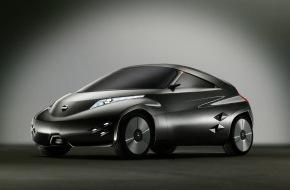 Nissan Switzerland: Nissan auf der IAA 2007: Junge Ideen und reife Lösungen