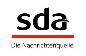 sda / ats: Nachrichtenagentur sda mit neuem Erscheinungsbild