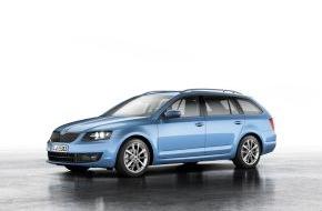 Skoda Auto Deutschland GmbH: SKODA Octavia Combi ist der ,AUTO TEST Importsieger 2014'