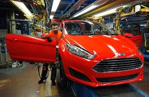 Ford-Werke GmbH: Auch Sonderschichten geplant: Ford erhöht in Köln weiter die Produktion