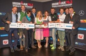 Zell am See-Kaprun: Startschuss für IRONMAN 70.3 Weltmeisterschaft in Zell am See-Kaprun