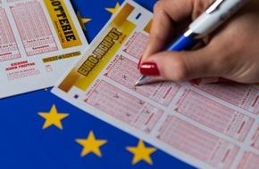 Eurojackpot: 75 Mio. Euro: Zweithöchster Jackpot aller Zeiten wartet an Karfreitag / Deutschland räumt bei der letzten Ziehung ab