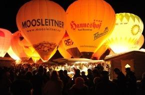 Hotel Hanneshof****: Filzmooser StarNacht der Ballone