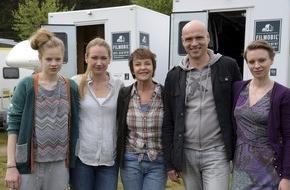 """NDR / Das Erste: Dreharbeiten für neuen """"Usedom-Krimi"""" unter der Regie von Oscar-Preisträger Jochen Alexander Freydank"""