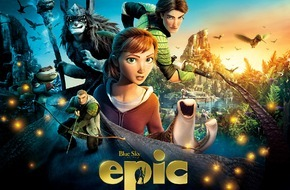 "SAT.1: Klitzekleine Entdeckungen: Animationsabenteuer ""Epic"" am  4. April 2015 in SAT.1"