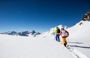 Tourismusbüro Kühtai: Kult-Event für Skitourengehen ALPIN-Tiefschneetage 2015 erstmals im beliebten Skitourengebiet rund um Kühtai