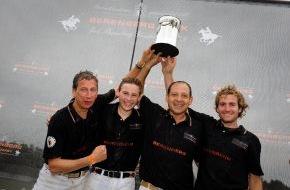 Berenberg: Team Berenberg gewinnt Auftakt der High Goal Polo-Saison in Hamburg (mit Bild)