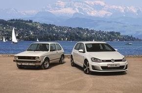 AMAG Automobil- und Motoren AG: AMAG 2015: Zum 40sten Mal ist der VW Golf die Nummer 1 der Schweiz