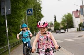 ADAC: Ohne Helm nicht aufs Fahrrad setzen / ADAC: Kopfschutz kann schwere Verletzungen reduzieren