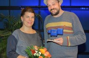 """SWR - Südwestrundfunk: Deutscher Hörspielpreis der ARD für WDR-Produktion / Jury würdigt """"Qualitätskontrolle oder warum ich die Räusper-Taste nicht drücken werde!"""" / """"ARD Online Award"""" geht an """"Chapters"""" (HR)"""