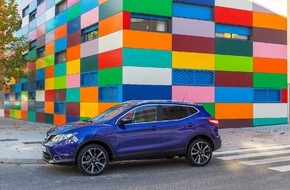 Nissan Switzerland: Nissan Suisse: Jusqu' à 22,5 pour cent de bonus Euro sur tous les véhicules neufs