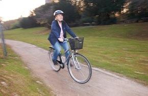 Berufsgenossenschaft für Gesundheitsdienst und Wohlfahrtspflege: Frühjahrscheck im Fahrradschuppen