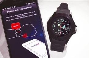 WISeKey SA: WISeKey lanciert die WIS.Watch - der Sicherheitsschlüssel zu Ihren persönlichen Daten