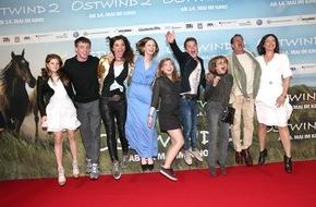 Constantin Film: OSTWIND 2 feiert viel umjubelte Premiere in München