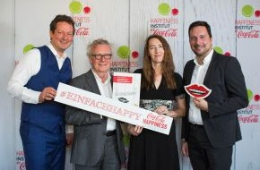 """Coca-Cola Deutschland: Neue Happiness-Studie in Berlin vorgestellt: Trend geht zur """"gefühlten"""" Familie und neuer Gelassenheit"""