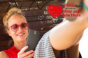 Coca-Cola Deutschland: Hör auf dein Herz! - Aber wie? Vor allem Frauen fühlen sich nicht ausreichend informiert