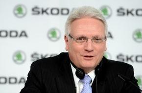 AUTO BILD: AUTO BILD: Skoda-Vorstandsvorsitzender Vahland soll Chef von VW in den USA werden