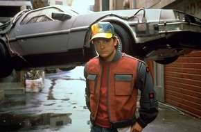 "RTL II: Die ""Back to the Future""-Woche: Marty McFly landet bei RTL II"