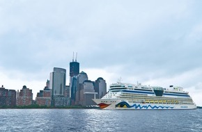 AIDA Cruises: Indian Summer & Nordamerika mit AIDA entdecken