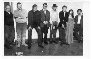 ZKM Karlsruhe: ZKM Karlsruhe präsentiert: Joseph Beuys, Bazon Brock und Wolf Vostell - Die drei bedeutenden deutschen Aktionskünstler der Nachkriegsmoderne erstmals gemeinsam in einer groß angelegten Schau