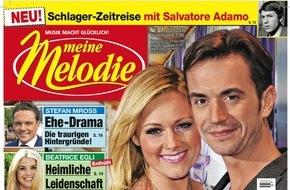 """Meine Melodie: Sängerin Francine Jordi: """"Die Liebe wird mich eines Tages finden"""""""