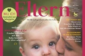 Gruner+Jahr, ELTERN: Rausgemobbt in der Elternzeit / Was Mütter und Väter bei einer Kündigung tun können / Betroffene berichten in der aktuellen ELTERN, Experten geben konkrete Tipps