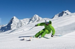 Schilthornbahn AG: Skigebiet Mürren-Schilthorn eröffnet Wintersaison / Ab dem Wochenende sind die meisten Anlagen der Schilthornbahn offen