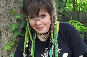 Polizei Hamburg: POL-HH: Vermisstenfahndung der Polizei Dresden - 14-Jährige vermisst