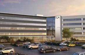 Merck KGaA Darmstadt: Merck stärkt durch Neubau eines Life-Science-Komplexes für 115 Mio $ seine US-Präsenz