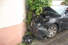 Polizeipräsidium Westpfalz: POL-PPWP: Unfall mit sechs verletzten Personen