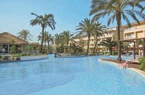 alltours flugreisen gmbh: Mallorca lockt im Winter mit milden Temperaturen und attraktiven Sportangeboten / Zahlreiche Tennis- und Golfmöglichkeiten auf der Urlaubsinsel