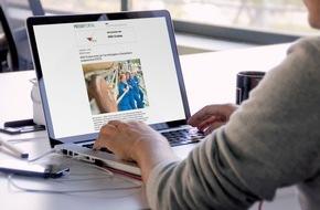news aktuell GmbH: Presseportal.de: Neuer Abo-Service für Journalisten, Influencer und Branchenfachleute