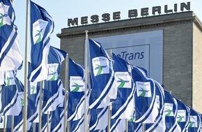 """Messe Berlin GmbH: InnoTrans wächst weiter  - """"Conference Corner"""" feiert 2016 Premiere"""