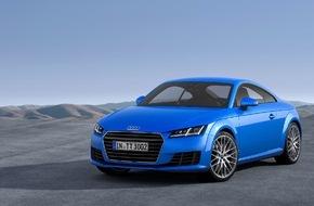 Audi AG: Audi setzt Wachstum im Januar fort (FOTO)