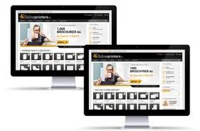 Onlineprinters GmbH: Onlineprinters weitet Präsenz in Skandinavien aus / Neue Onlineshops für Schweden und Dänemark