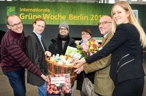 Messe Berlin GmbH: Grüne Woche aktuell: 21. Januar 2015