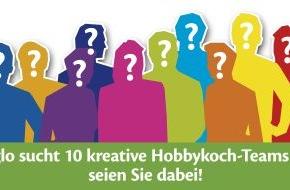 iglo Deutschland: Jetzt noch schnell mitmachen und gewinnen: iglo sucht Deutschlands kreativstes Hobbykoch-Team