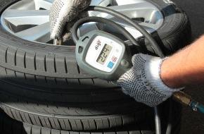 Touring Club Schweiz/Suisse/Svizzero - TCS: Test TCS de pneus : 33 pneus d'été à l'épreuve
