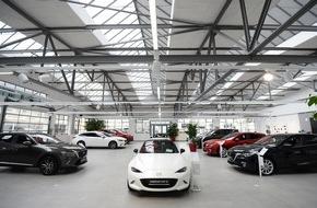 Mazda: Mazda hat Vorjahresergebnis schon Mitte November übertroffen