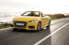 Audi AG: AUDI AG: erstmals mehr als 900.000 Kunden im ersten Halbjahr