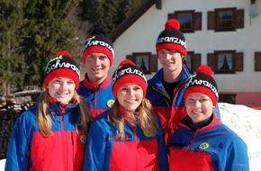 SWR - Südwestrundfunk: Die Retter vom Feldberg / 3-teilige SWR-Dokuserie über die Bergwacht im Schwarzwald ab 20. Januar 2016, mittwochs um 21 Uhr