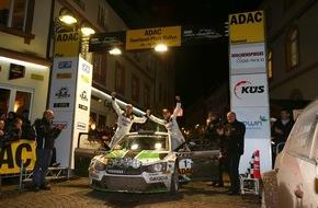 Skoda Auto Deutschland GmbH: Kreim/Christian bescheren SKODA AUTO Deutschland Traumstart in die DRM-Saison