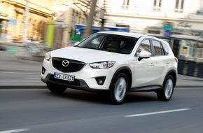 Mazda: Mazda erreicht Jahresziel schon im November