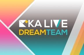 """Der Kinderkanal ARD/ZDF: """"KiKA LIVE - Dreamteam"""": Charisma und Teamwork gewinnen / Neue Staffel der beliebten """"KiKA LIVE""""-Show"""