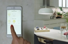 IKEA wird digital: Smart-Lighting Kollektion kommt mit der TRÅDFRI App