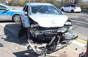 Unfall mit Verletztem