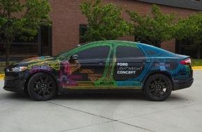 Ford-Werke GmbH: Ford beschleunigt Kohlefaser-Forschung für mehr Innovationen im Automobilbau (FOTO)