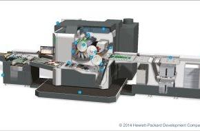 """Onlineprinters GmbH: diedruckerei.de investiert zwei Millionen in neue digitale Anwendungen / Quantensprung im schnellen Online-Druck mit """"HP Indigo 10000 Digital Press"""""""