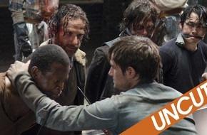 """Fox International Channels: FSF-Entscheidung revidiert: Fox darf zensierte """"The Walking Dead""""-Staffelpremiere nun doch Uncut im deutschen TV zeigen"""